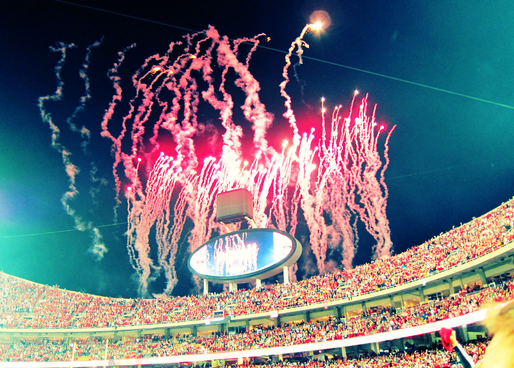 Kansas City Chiefs Monday Night Football Vs San Diego C