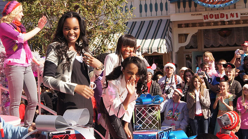 China Anne Mcclain performing at Disney Parks Christmas Day Parade 2011 | by jaysquivel