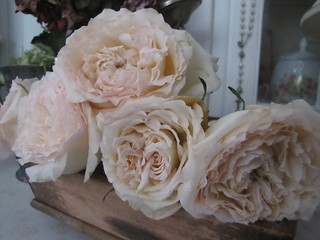 ~Country Roses~ | by ~Romantic~Vintage Home~