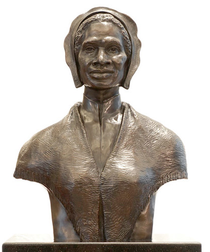 Bust of Sojourner Truth | by USCapitol