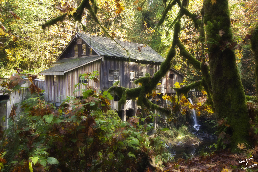 The Mill House Cedar Creek Grist Mill Southern