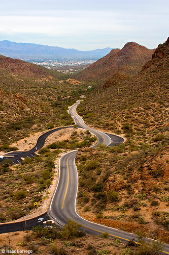 Gates Pass Road - Tucson, Arizona | by isaac.borrego