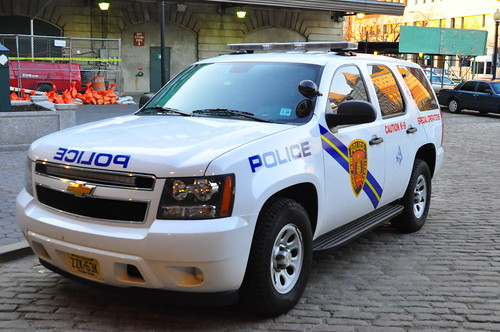 NJ Transit Police K9 Chevrolet Tahoe RMP | Triborough | Flickr