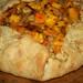 Butternut Squash & Carmelized Onion Galette