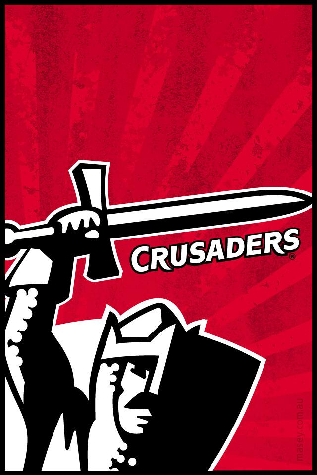 Canterbury Crusaders iPhone Wallpaper | Splash this ...