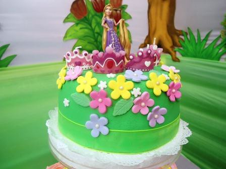 Ver tortas de rapunzel - Imagui