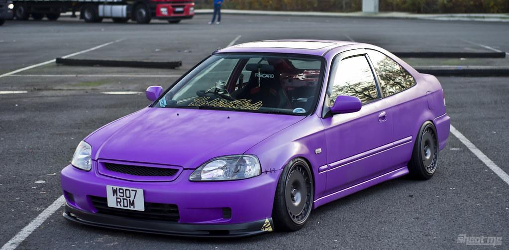 Civic Ek Sedan >> Mikes Civic | Micheal Evans | Flickr