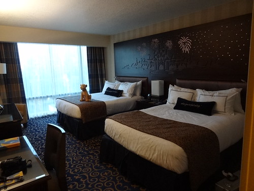 2 bedroom suite 2103 2105 at disneyland hotel in anaheim flickr