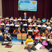 Rep. McNerney with students participating in the Holiday Cards for Our Troops program at Kohl Elementary.