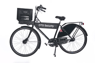 E-BEN Zwart DTS Security | by De Fietsfabriek