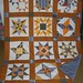 FQ Star Quilt finished