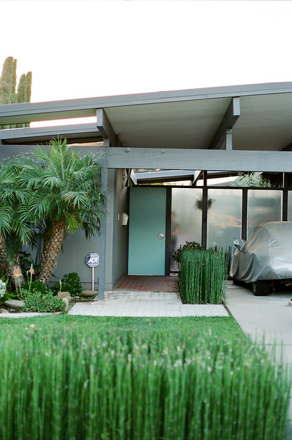 Eichler Home Orange California Flickr Photo Sharing