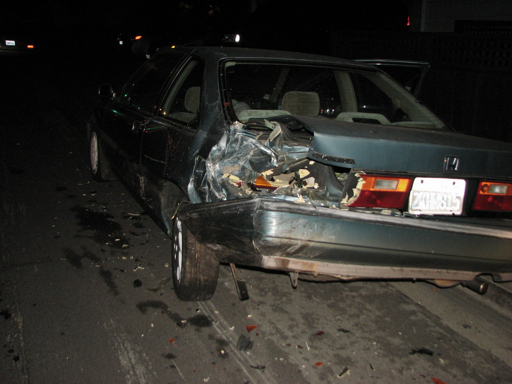 Totaled Car With Only Cpi Insurance From Cnac