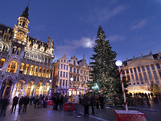 Christmas in Brussels | by VISITFLANDERS