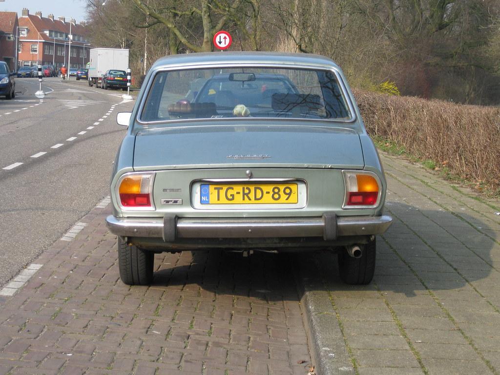 1977 Peugeot 504 Ti Automatique Cardesign Pininfarina Ams Flickr