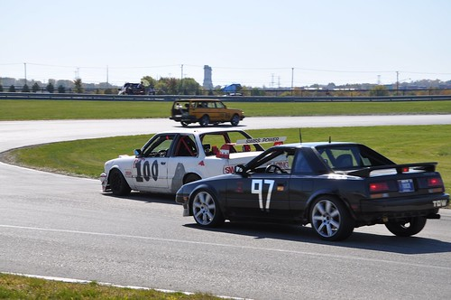 24 Hours of LeMons / Autobahn 2011 | by Motoringfile