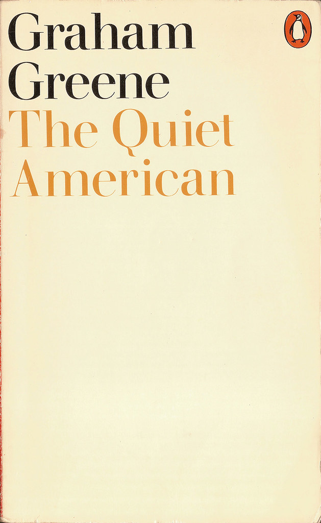a review of the quiet american by graham greene Audience reviews for the quiet american the remake with michael caine is better than the original because it's truer to graham greene's novel.