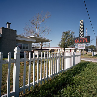 36 West Motel. 501 SW 5th St. Cross Plains, TX 76443 | by Terrorkitten
