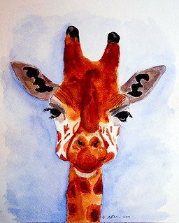 Giraffe | by stephanie.estrin