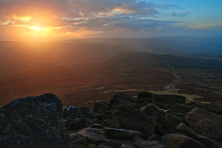 Higger Tor_071110_0344 Sunrise | by Steve Bark