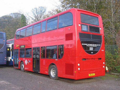 EH16 : SN61DBY : Go Ahead London - Leyland 30th Oct 11 | by UK Transport Images