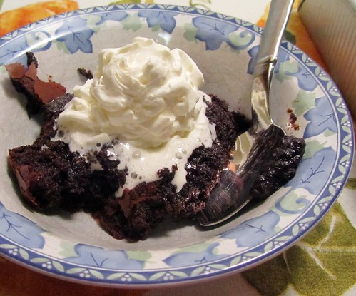 Barefoot Contessa Chocolate Pudding Cake