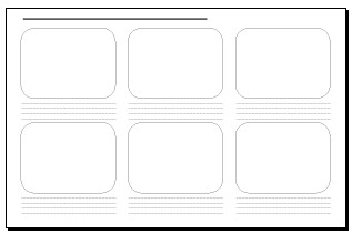 06 frame storyboard 17 x 11 in storyboard template pdf v flickr by kristof creative 06 frame storyboard 17 x 11 in by kristof creative saigontimesfo