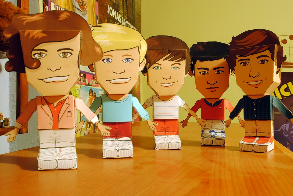 one direction paper dolls made by me d i love them so fu flickr by youfitmypoems one direction paper dolls by youfitmypoems