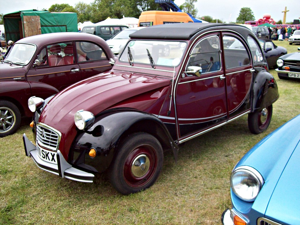2cv charleston colours