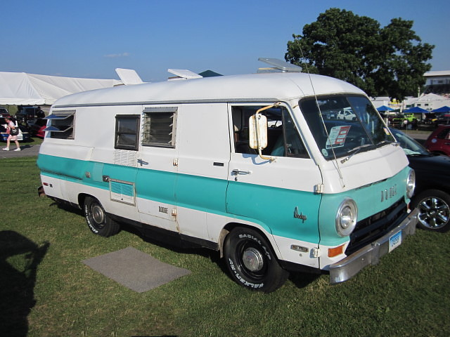 1969 Dodge A-100 Xplorer 21 | I really wanted to get an inte… | Flickr