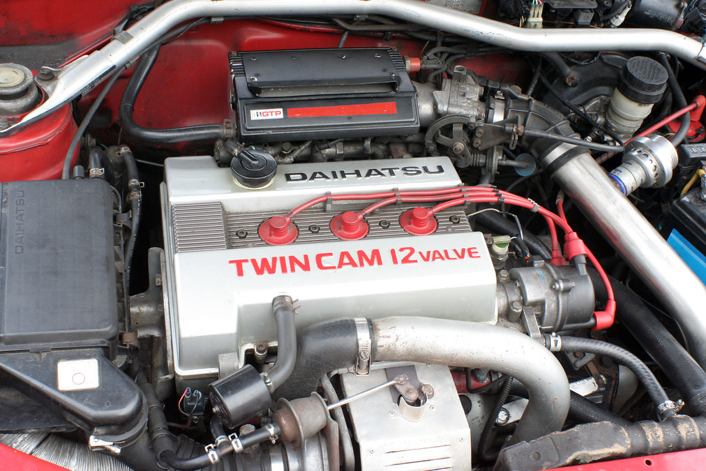 Twin Cam 12 Valve Turbo Turbo Power Taken With A Smc