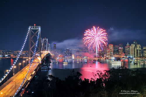 San Francisco Fires One Up for My Big 50th Birthday Bash | by Darvin Atkeson