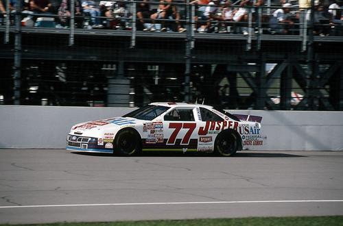 1995 Bobby Hillin Jr Indianapolis Motor Speedway Flickr