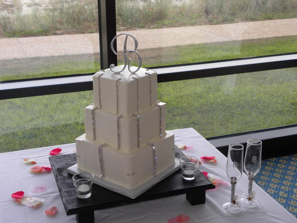 Bling Wedding Cake Bling Wedding Cake