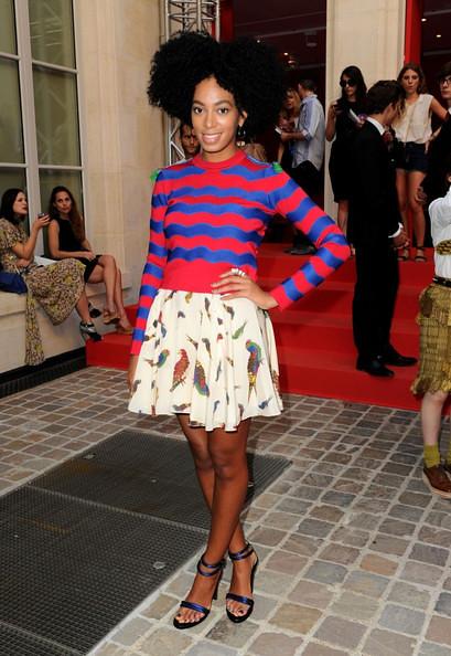 Kenzo, Spring-Summer Paris Fashion Week 2012