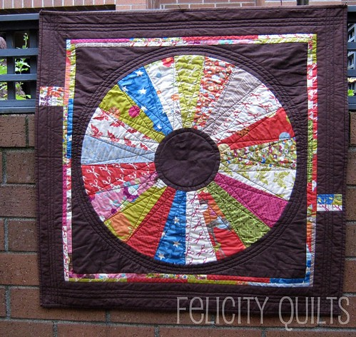 Wonder Wheel front | by felicity.quilts