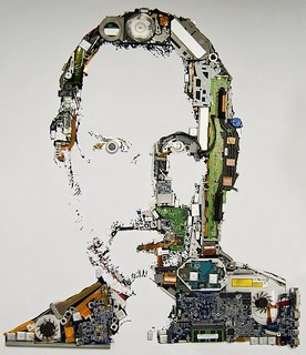 Steve Jobs | by bangdoll@flickr