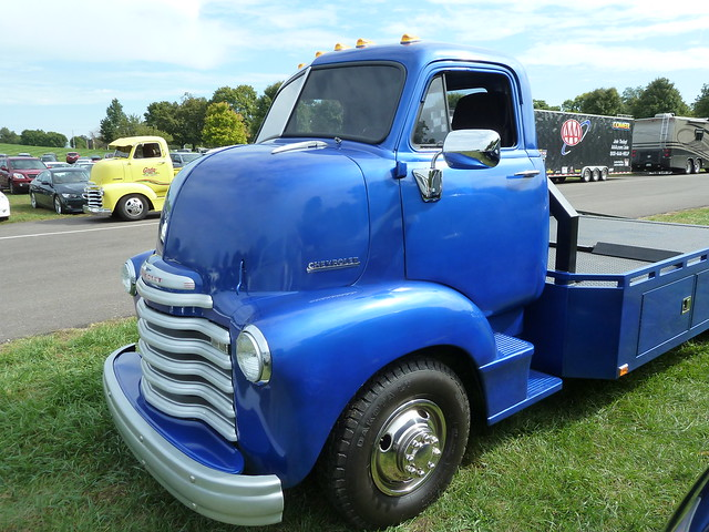 Late 1940 S Chevrolet Cab Over Engine Coe Truck