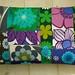 mod flowers cushion cover