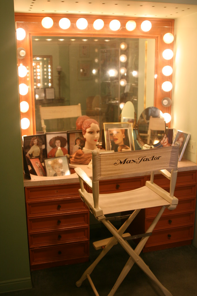 Max Factor Dressing Room : One of several Max Factor dressinu2026 : Flickr
