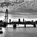 London - The sliver river