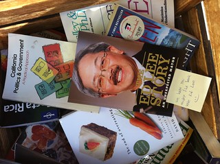 The @MayorEdLee Story in free box at Red Hill Books #sfmayor | by Steve Rhodes
