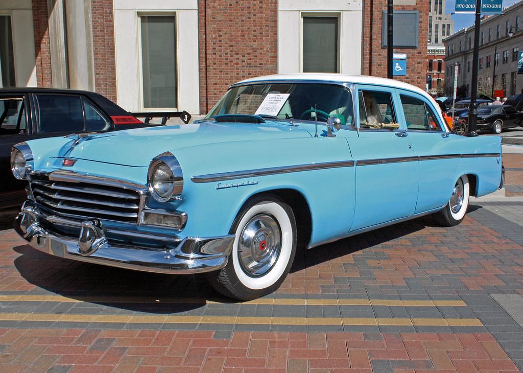 1956 Chrysler Windsor 4
