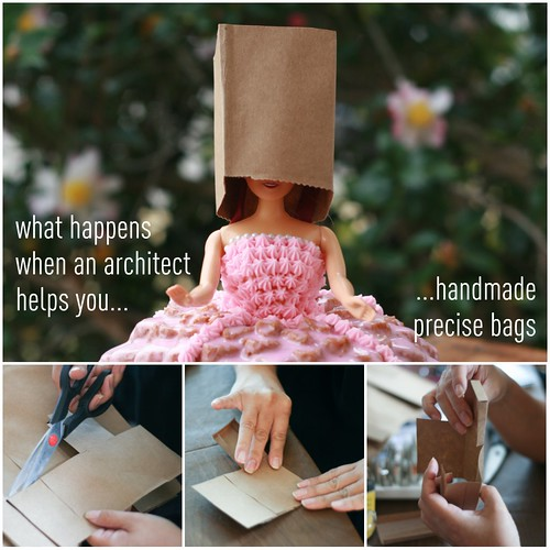Doll Bundt Cake - collage 1 | by Food Librarian