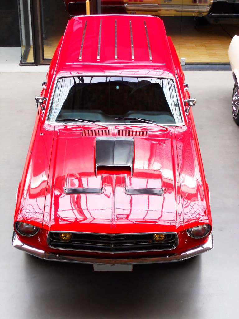 Ford Mustang Gt Sport Wagon 1968 Ford Mustang Station Wago Flickr