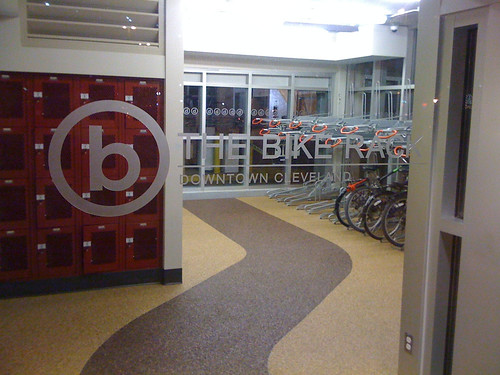 Cleveland Bike Station | by AHarrisCLE