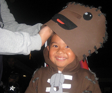 blog little big planet sackboy halloween costume by playstationblog