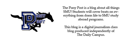 pony post with text | by SMUDailyCampus