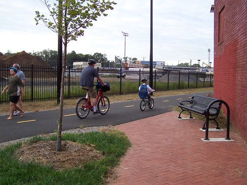 Bikes Blades And Boards Buffalo Ny Children bicycling to school