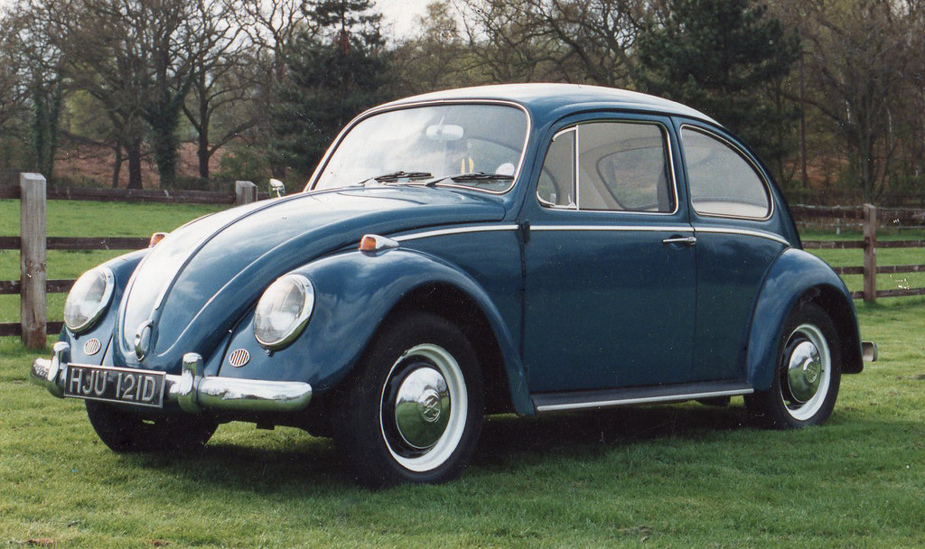 1966 Vw Beetle 3 This Way My First Car 1966 1300 Vw